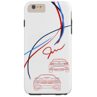 BMW M3/M4 Stripes iPhone 6 Case