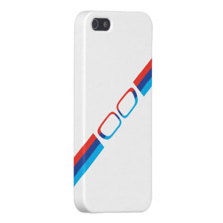 BMW M stripes and kidneys iPhone 5 Case