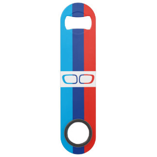 BMW M stripes and kidneys Speed Bottle Opener