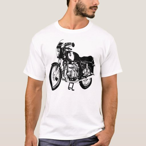 bmw motorcycle t shirt zazzle. Black Bedroom Furniture Sets. Home Design Ideas