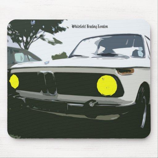 BMW Mousepad Tapete De Ratones