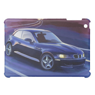 BMW Z3 Coupe Illustration Cover For The iPad Mini