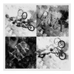 BMX 14, Copyright Karen J Williams Print