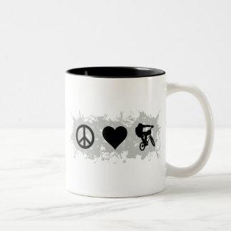 BMX 1 Two-Tone COFFEE MUG