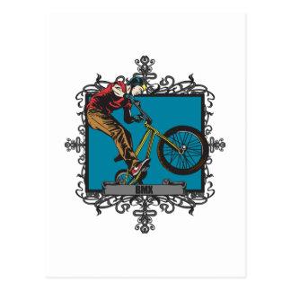 BMX agresivo Postal