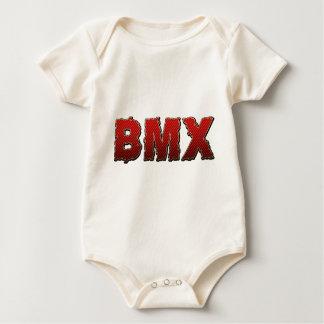 BMX Bicycle Biking Cycling Baby Bodysuit