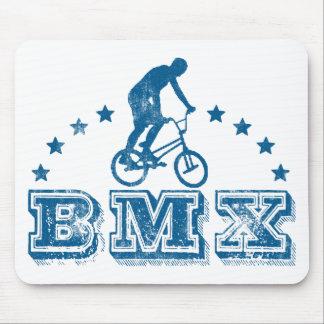BMX Bicycle Mouse Pad