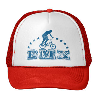BMX Bicycle Trucker Hat