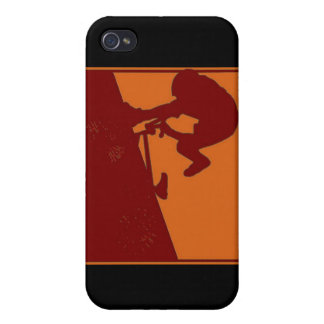 BMX Bike Rider Pop Art Cover For iPhone 4