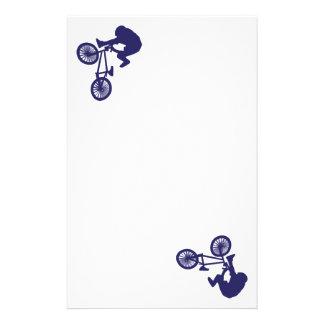 BMX Bike Rider Stationery