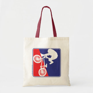 BMX Bike rider Tote Bag