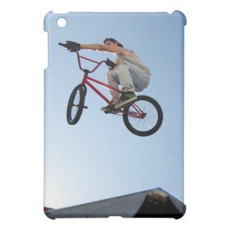 BMX Bike Stunt Table Top iPad Mini Cover