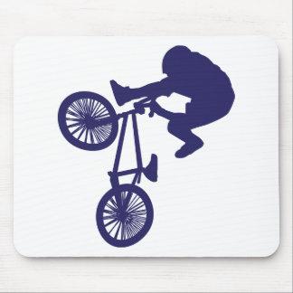 BMX Biker Mouse Pad