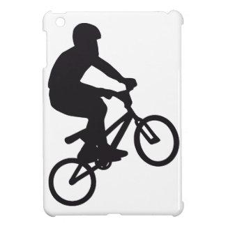 BMX Biker trick jump iPad Mini Cases