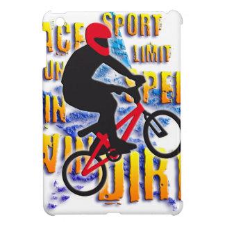 BMX Biker trick jump Cover For The iPad Mini