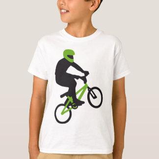 BMX Biker trick jump T-Shirt