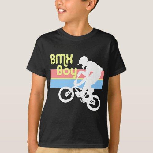 BMX Boy T_Shirt