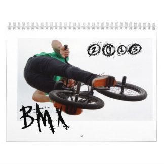 BMX Calendar 2, Copyright Karen J Williams