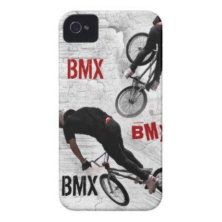 BMX Case, Copyright Karen J Williams iPhone 4 Case