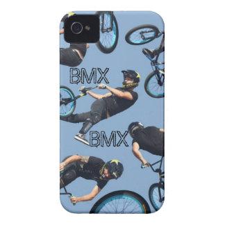 BMX Case, Copyright Karen J Williams iPhone 4 Case-Mate Case