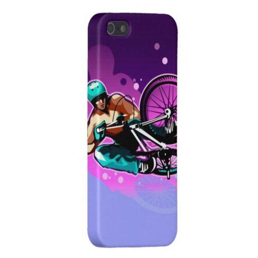 BMX - caso del iPhone 5 iPhone 5 Funda