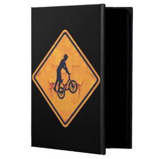BMX caution sign Powis iPad Air 2 Case