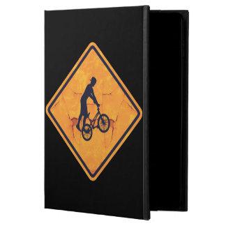 BMX caution sign Powis iPad Air 2 Case