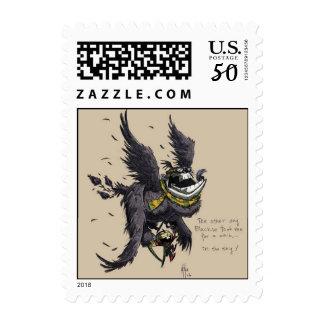BMX Demon Catcher II Postage