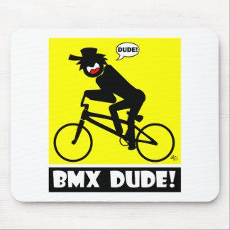 BMX DUDE-18 MOUSE PAD