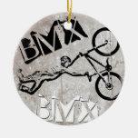BMX gobierna el ornamento del navidad, Wi de Ornamento De Reyes Magos