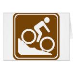 BMX Highway Sign Cards