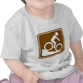 BMX Highway Sign Tee Shirt
