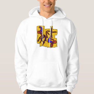 BMX HOODED PULLOVER