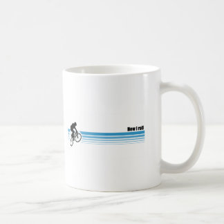 BMX - How I roll Coffee Mug