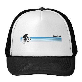 BMX - How I roll Mesh Hats