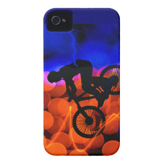 BMX in Light Crystals and Lightning Case-Mate iPhone 4 Cases