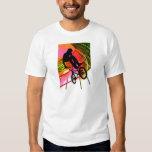 BMX in Lines & Circles T Shirt