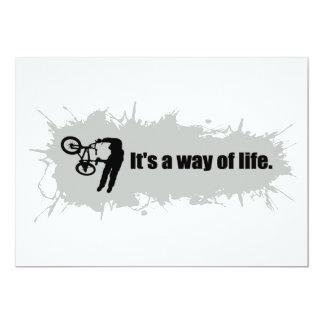 BMX is a Way of Life Card