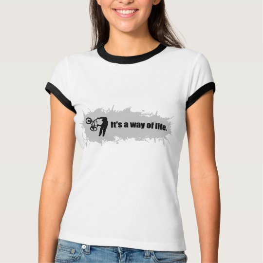 BMX is a Way of Life T-Shirt
