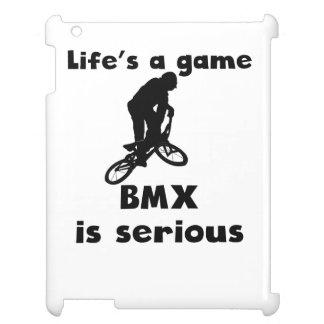 BMX Is Serious iPad Cases