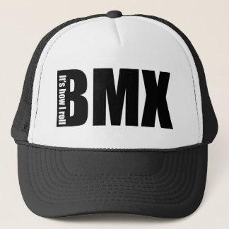 BMX - It's How I Roll Trucker Hat