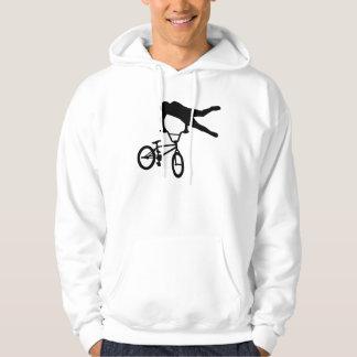 BMX jump Hooded Pullover