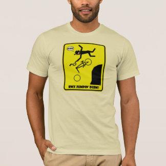 BMX JUMPIN'-21 T-Shirt