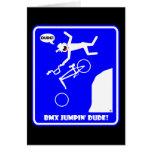 BMX JUMPIN'-22 TARJETAS