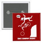 BMX JUMPIN'-25 PIN