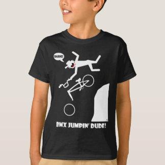 BMX JUMPIN'-25 T-Shirt