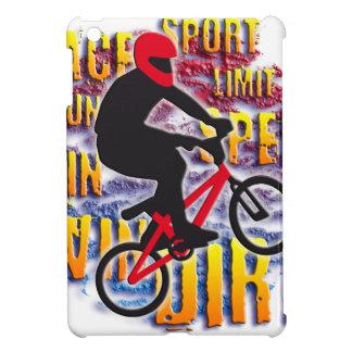 bmx more biker iPad mini cover