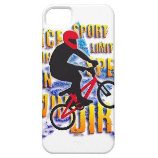 BMX motero trick jump iPhone 5 Funda
