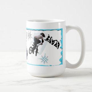 BMX Mug,  Copyright Karen J Williams Coffee Mug
