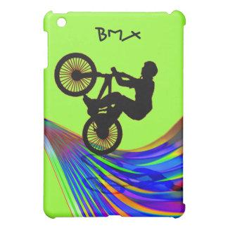 BMX on Rainbow Road iPad Mini Cases